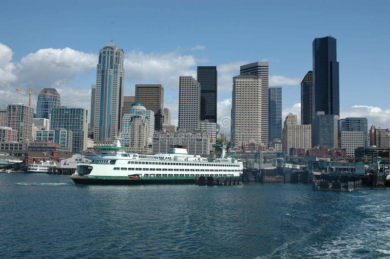 Seattle photo libre de droits