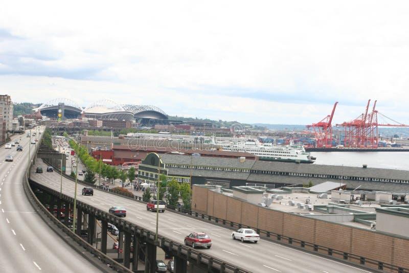 Seattle imagem de stock