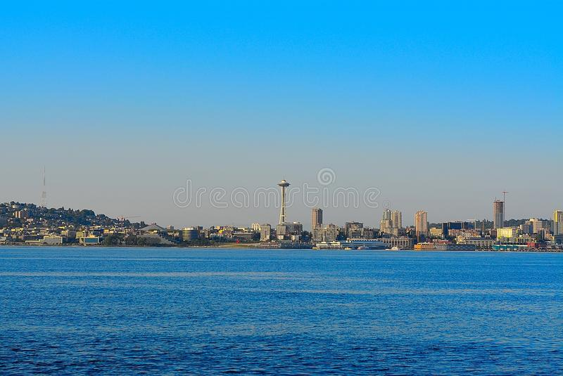 seattle photographie stock