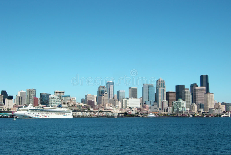Seattle stockbilder