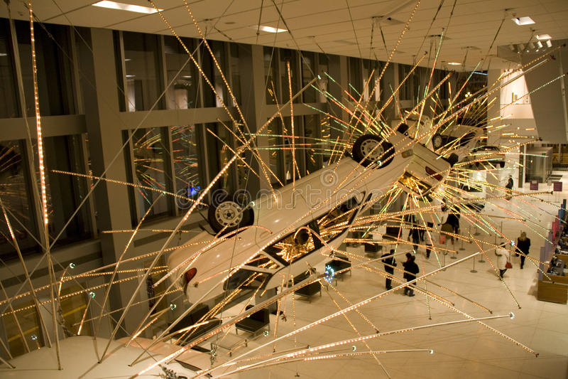 Seattle Art Museum stock image