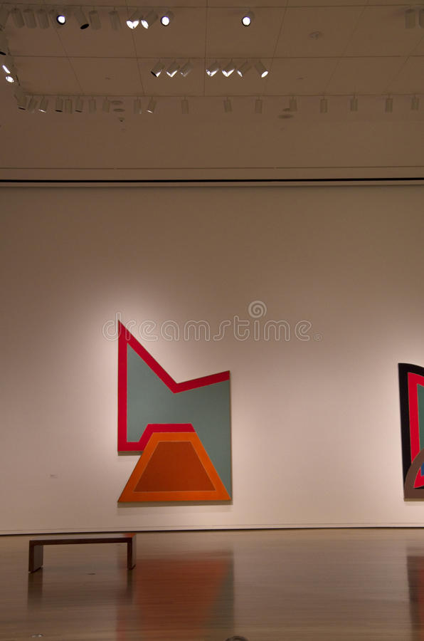 Seattle Art Museum royalty free stock photography