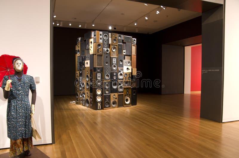 Seattle Art Museum stock photos