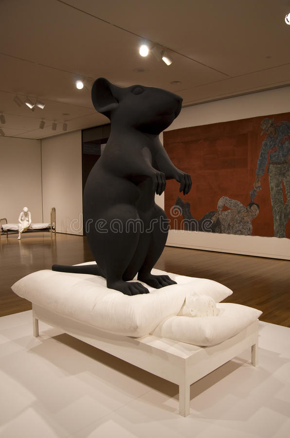 Seattle Art Museum stock images