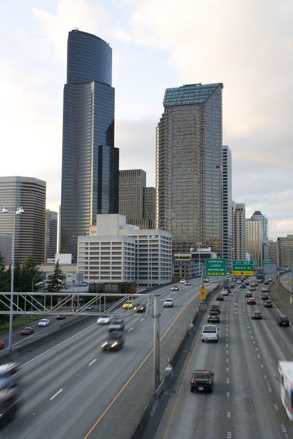 Seattle royalty free stock image