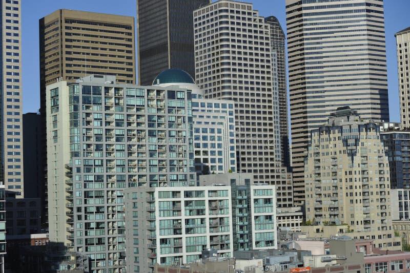 Download Seattle del centro, U.S.A. fotografia stock editoriale. Immagine di turismo - 30831723