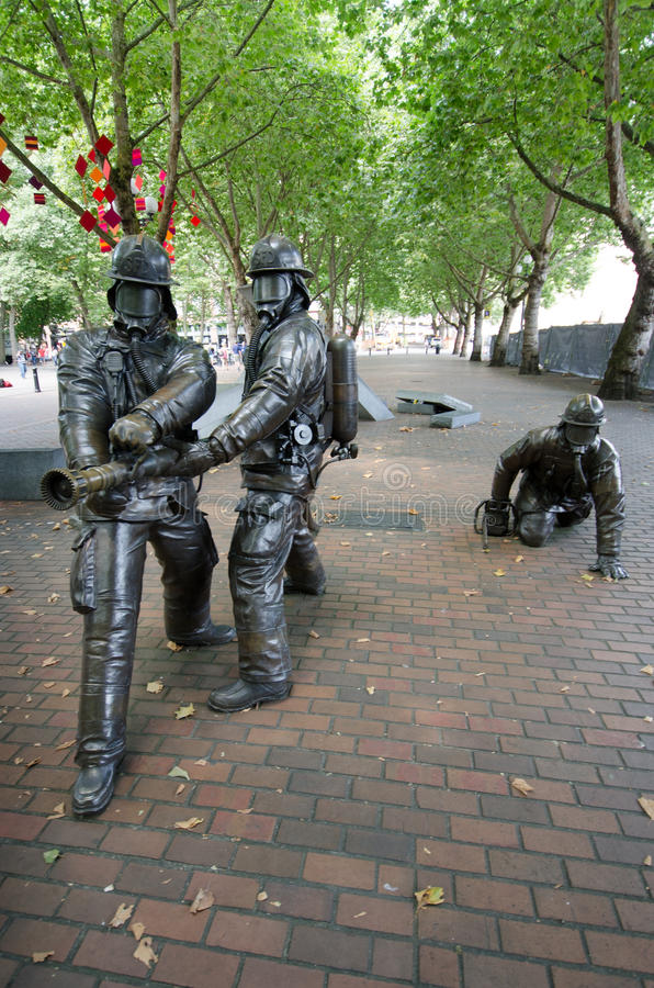 Download Seattle Fallen Firefighters' Memorial Editorial Photography - Image: 33136742