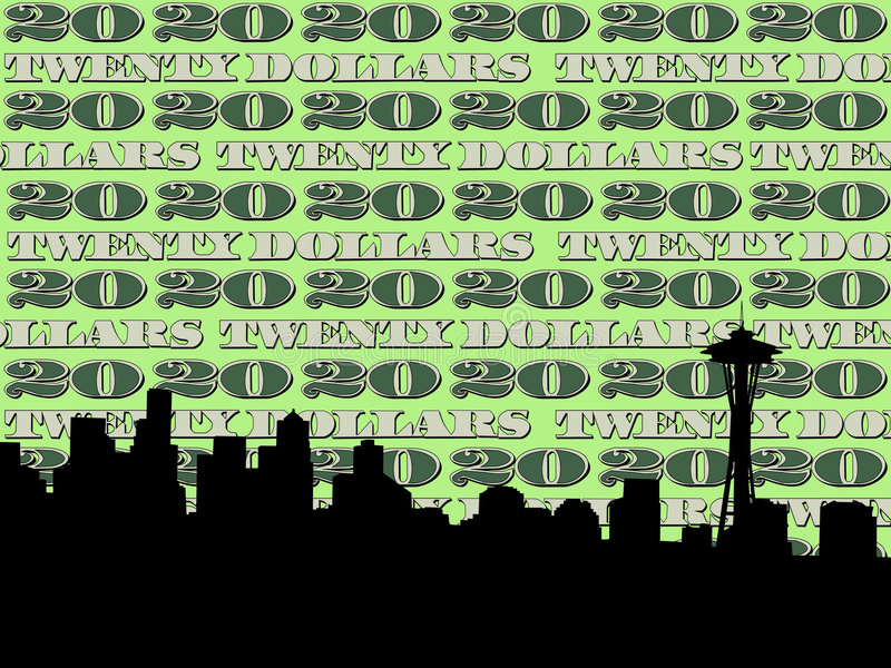 Download Seattle Skyline Royalty Free Stock Photography - Image: 1719477