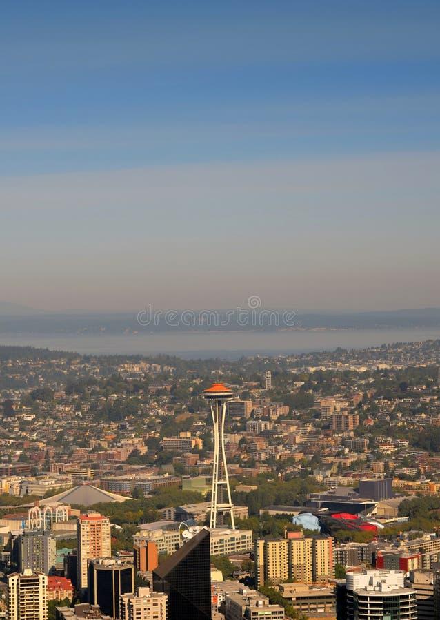 Seattle Washington stock afbeeldingen