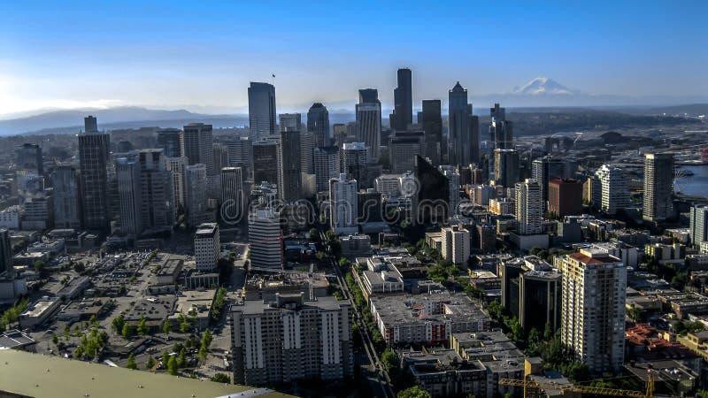 Seattle Washington immagini stock libere da diritti