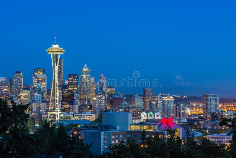 Seattle, Washington stock images