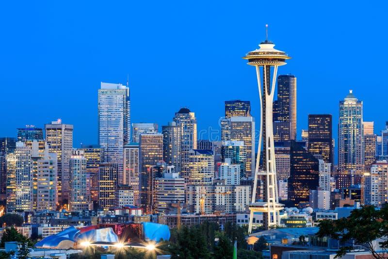 Seattle, Washington State stock photo