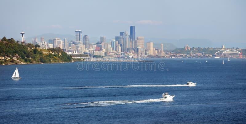 Download Seattle Waterfront Royalty Free Stock Image - Image: 19642156