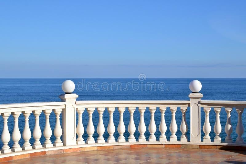 Seaview immagine stock