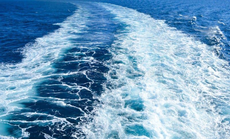 Seaview over Saronic Gulf in Greece stock photo