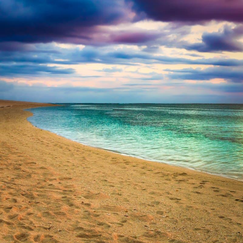 Sandy Beach: Sandy Beach Stock Photo. Image Of Coast, Landscape