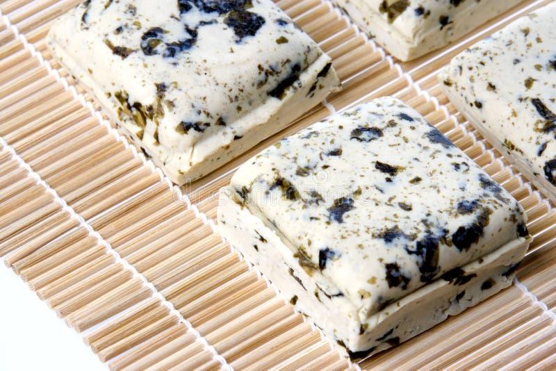Download Seaweed Organic Tofu Isolated Stock Image - Image: 7535611