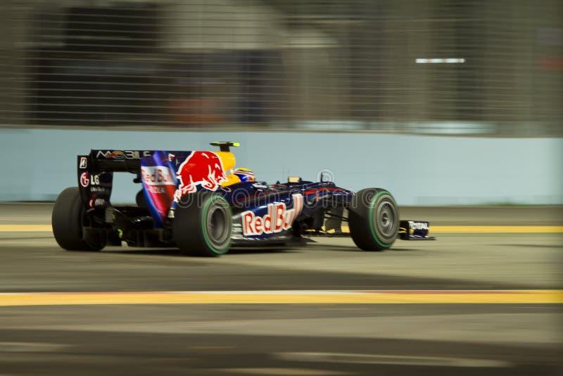Sebastian Vettel royalty free stock photo
