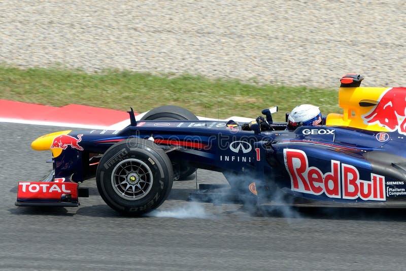 Sebastian Vettel Editorial Photo