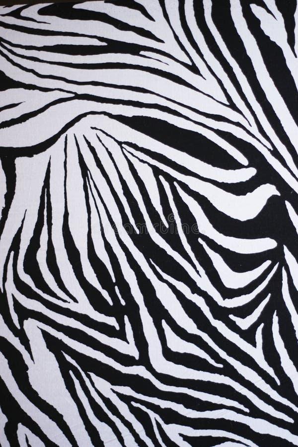 Sebras hud arkivfoto