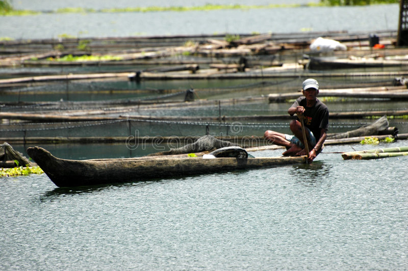 sebu philippines mindanao озера cotabato южное стоковое изображение rf