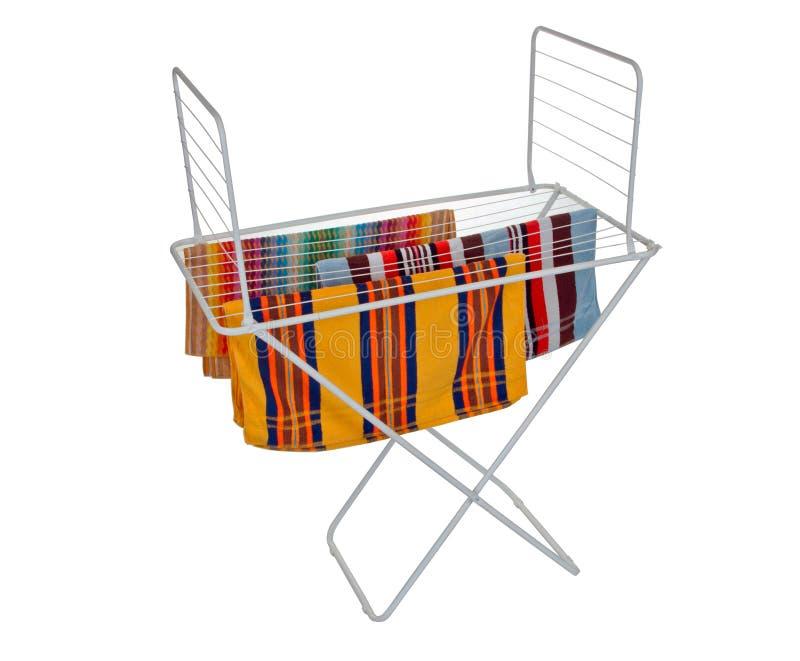 Secador de ropa imágenes de archivo libres de regalías