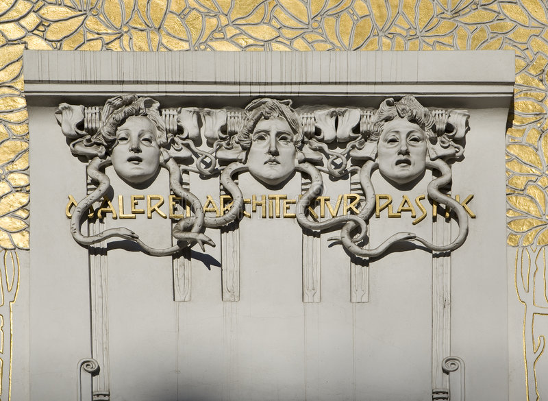 Download Secession, Art Nouveau In Vienna Stock Photos - Image: 7842073