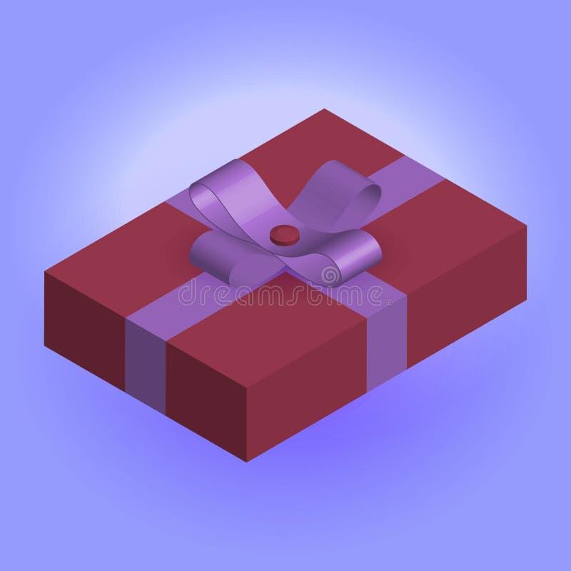 Sechseckige isometrische Zusammenfassung stockfoto