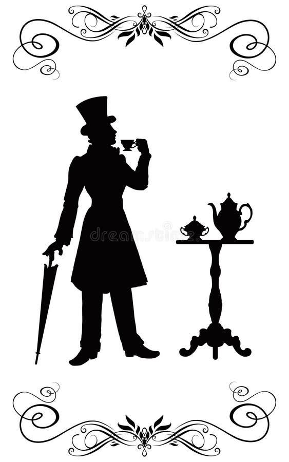 Secolo XIX royalty illustrazione gratis