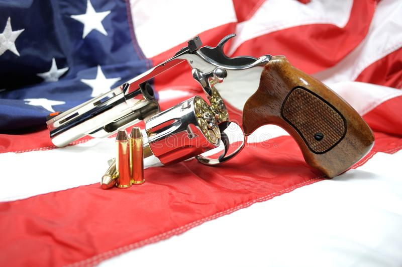 Second Amendment royalty free stock image