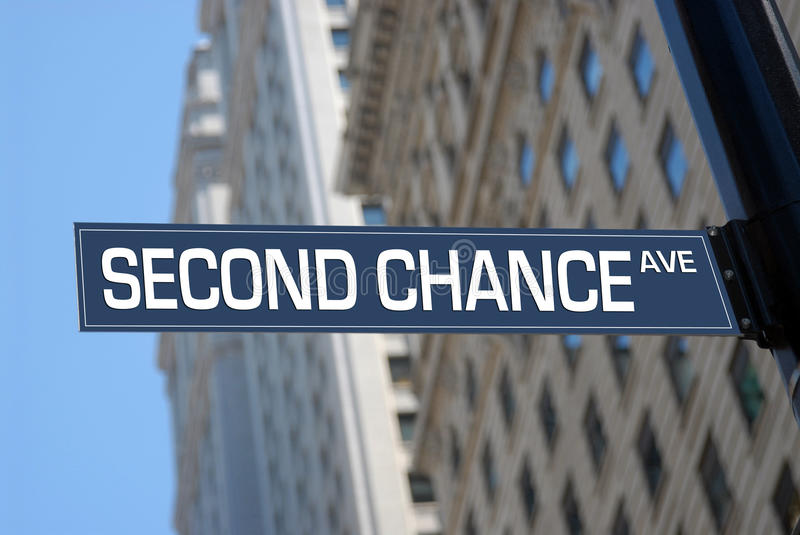 Download Second chance Avenue stock photo. Image of name, plaque - 16174542