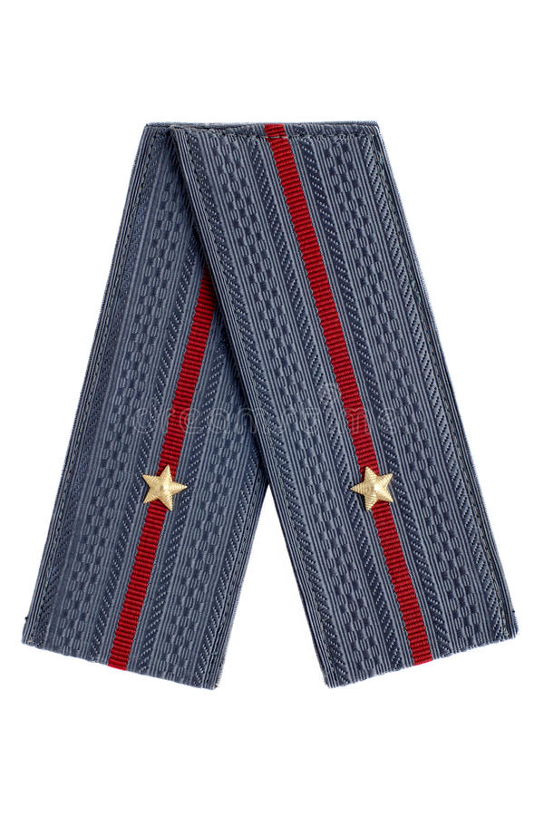 Download Second Lieutenant Of The Soviet Police Stock Image - Image: 36571175