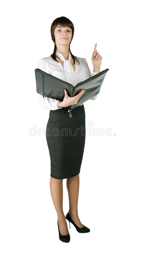 Secretária imagens de stock