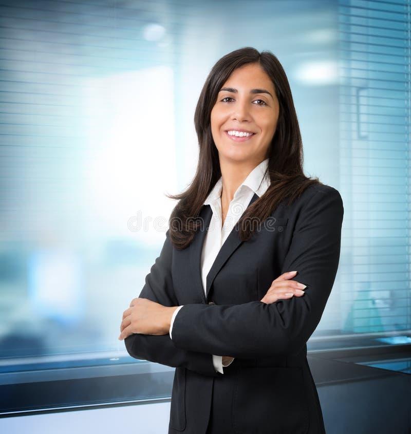 Secretário no escritório imagem de stock royalty free