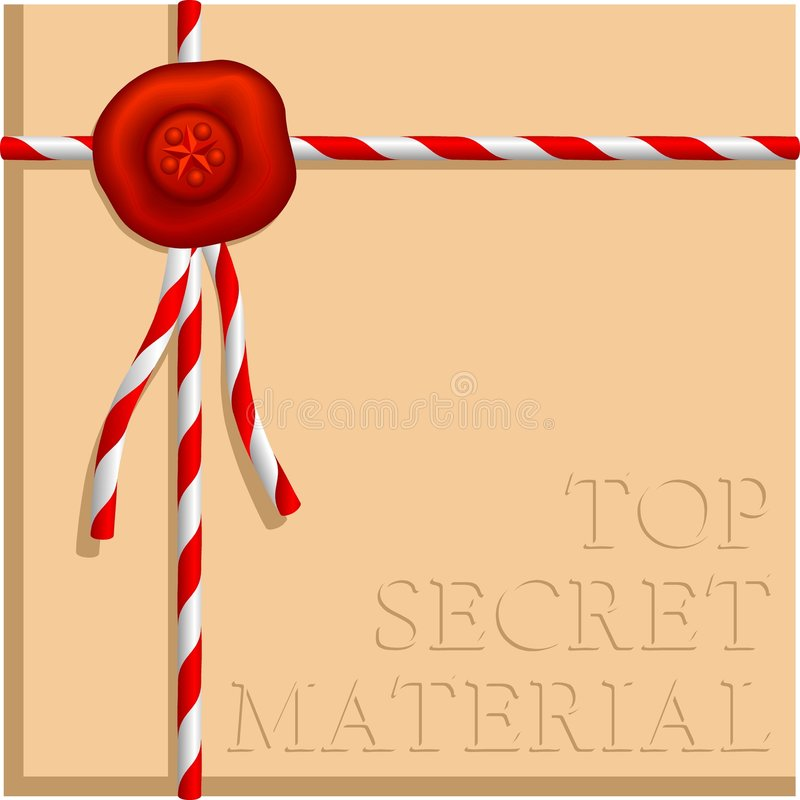 Secretísimo imagen de archivo