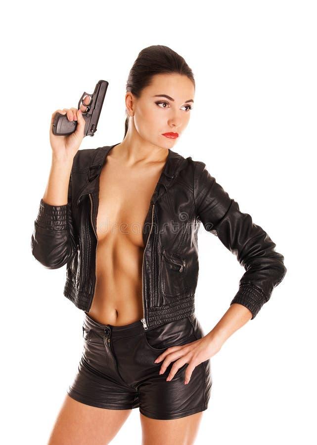 Secret agent stock photo. Image of cruel, action ...