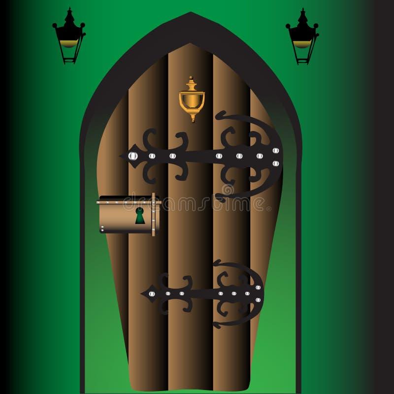 Free Secret Door Royalty Free Stock Image - 8581306