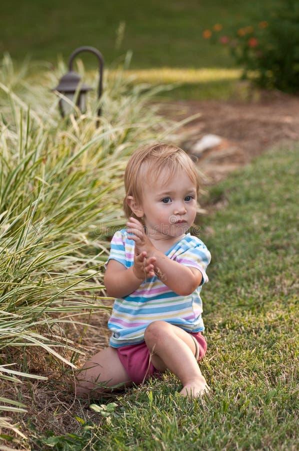 Download The Secret Garden stock photo. Image of hands, tall, cheeks - 10798440