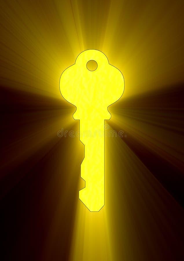 Download Secret key stock illustration. Illustration of streak - 4370127