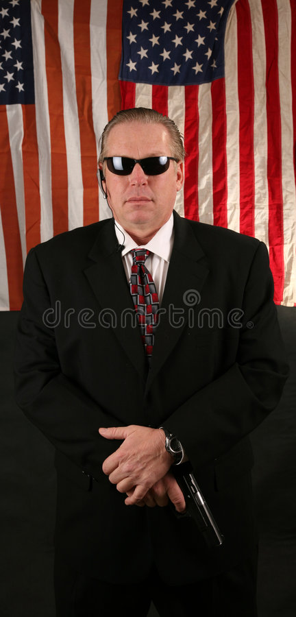 Download Secret service agent stock photo. Image of technology - 4593444