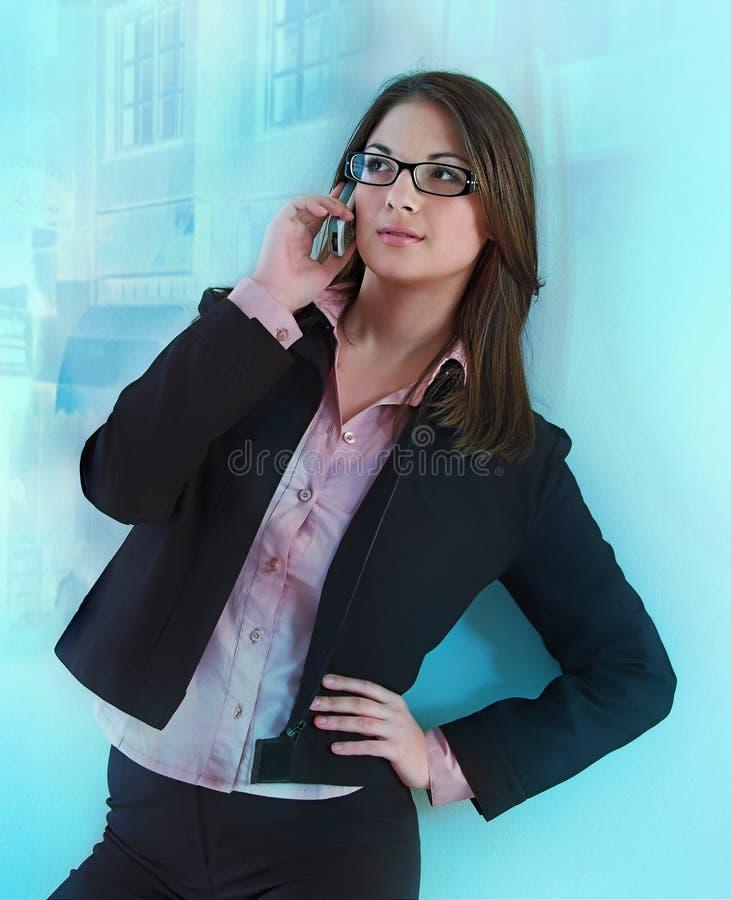 Secretaresse stock afbeeldingen
