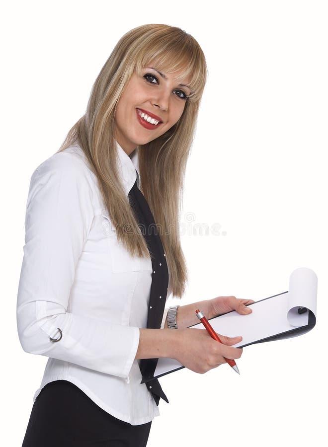 Free Secretary Royalty Free Stock Photo - 2331245
