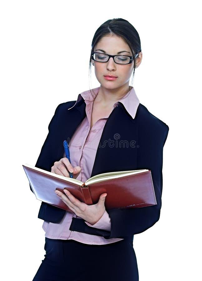Secretary stock images