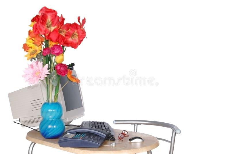 Secretary day stock image