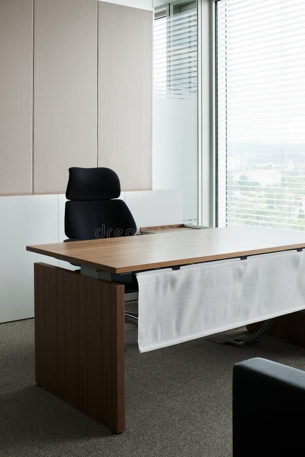 Secretary office stock photography