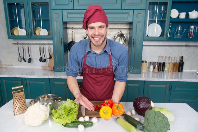 Secreto que cocina extremidades Siga estos pasos para hacer comidas sanas fáciles Siga por ejemplo y haga cocineros caseros fuera imagenes de archivo