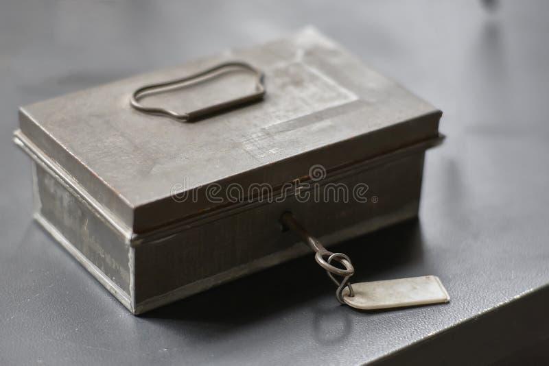Secretos bajo llave y candado foto de archivo libre de regalías