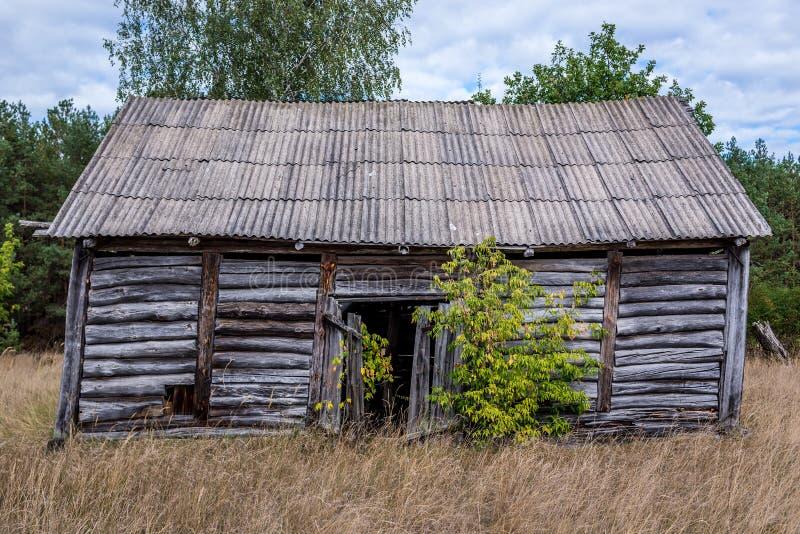 Secteur d'exclusion de Chernobyl photographie stock libre de droits