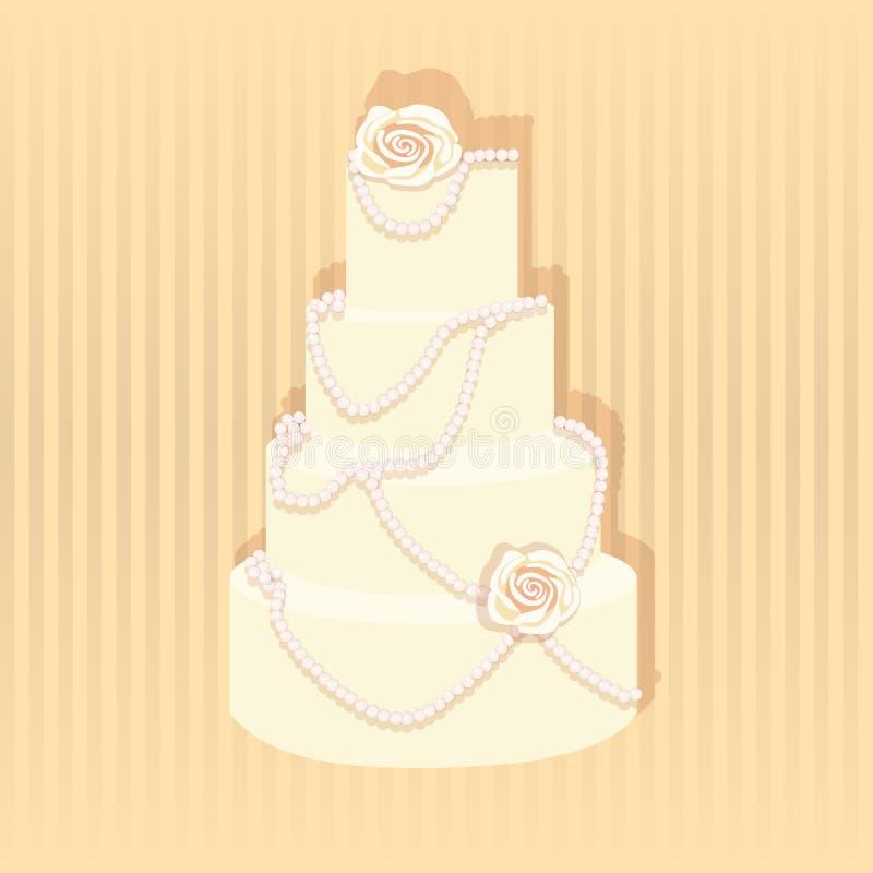Secteur 8 de mariage illustration libre de droits