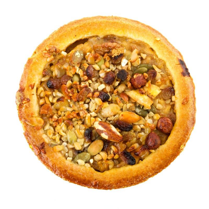 Download Secteur de noix de pomme image stock. Image du gâteau - 8659609
